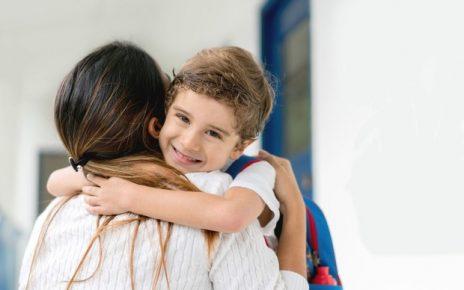 Mempersiapkan Anak Pertama Masuk Sekolah
