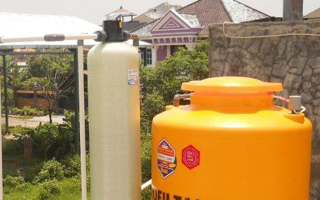 filtrasi air bersih