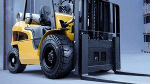 Jenis-Jenis Ban Forklift Dan Pentingnya Lakukan Penggantian Secara Berkala