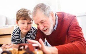 hubungan kakek cucu