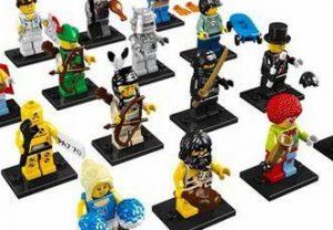 Minifigures Lego Anda