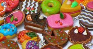 makanan mengandung gula