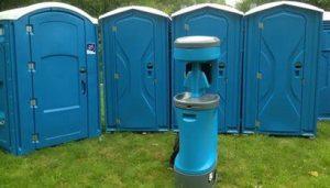 toilet luar