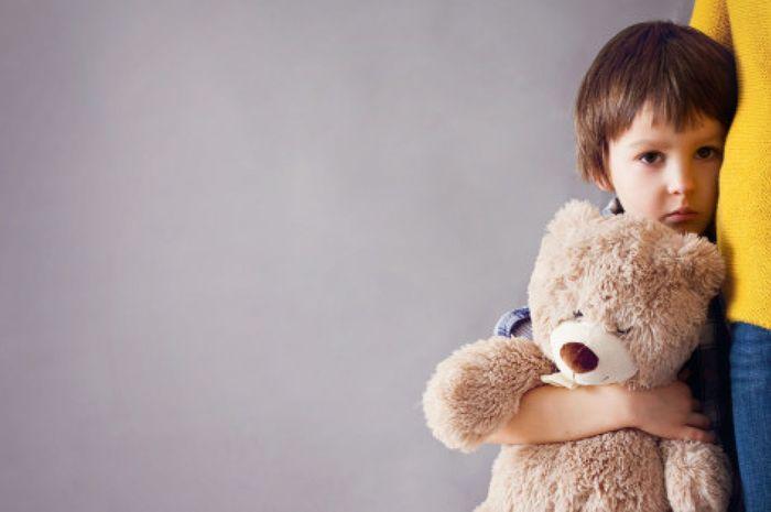Membantu Anak Anda Mengalahkan Kecemasan