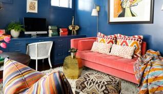 Dekorasi Rumah dan Furnitur Eklektik
