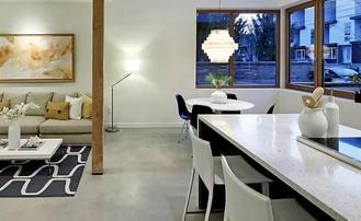 desain rumah interior pertanian pesisir pantai
