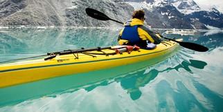 wisata kayak di baja mexiko