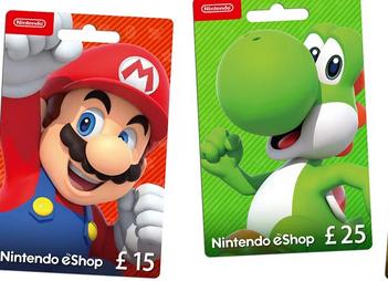 Kode Nintendo EShop