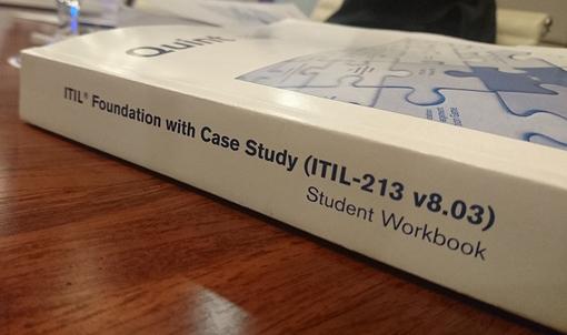 bidang ITIL v4