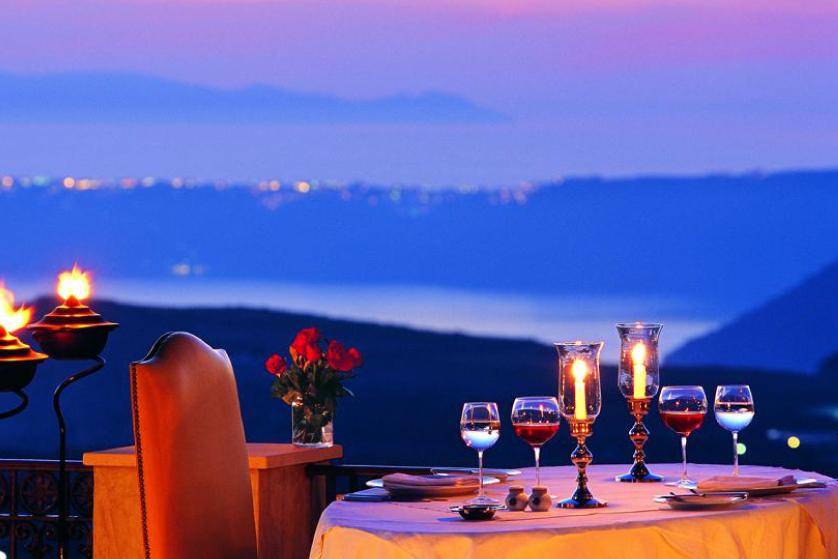 tempat romantis dunia