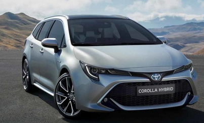 Toyota New Corolla Sport