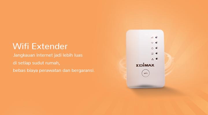 wifi extender rumah