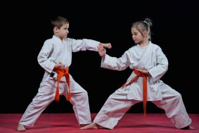 kenpo karate untuk anak