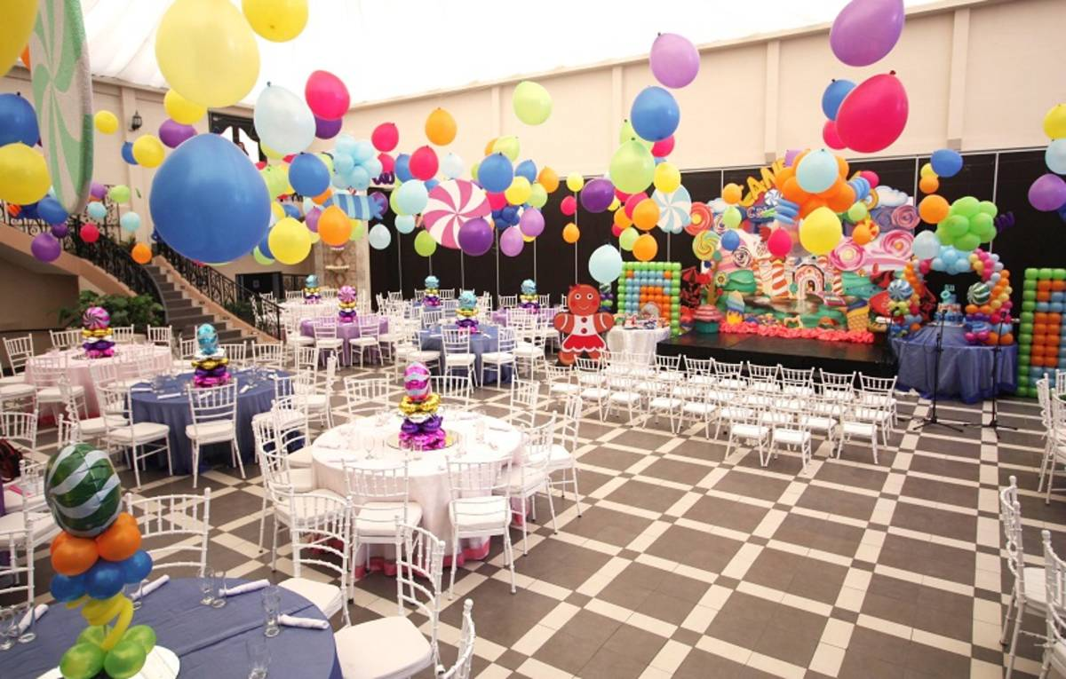 pesta untuk anak